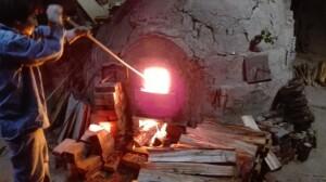 馬場隆志,登窯,窯焚,bizenware,woodfiring