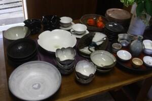 藤ノ木陽太郎,お皿や小鉢