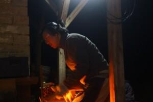 萩焼,横焚,登り窯